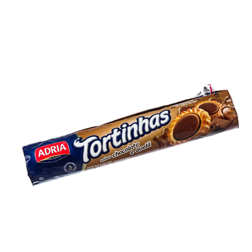 tortinha chocolate e avela